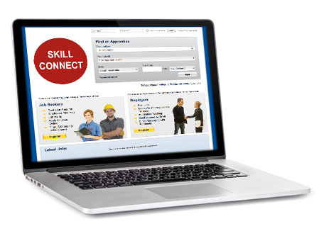 SkillConnect_webpage1